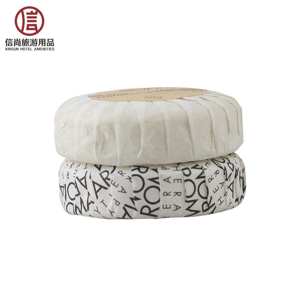 Wholesale Popular glycerin soap OEM for Hotel travel Portable