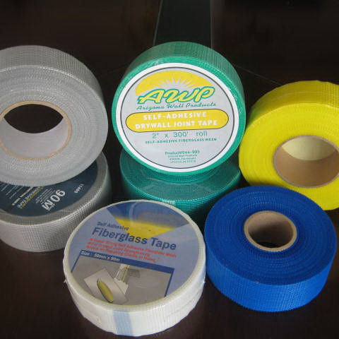 fiberglass reinforced self adhesive tape