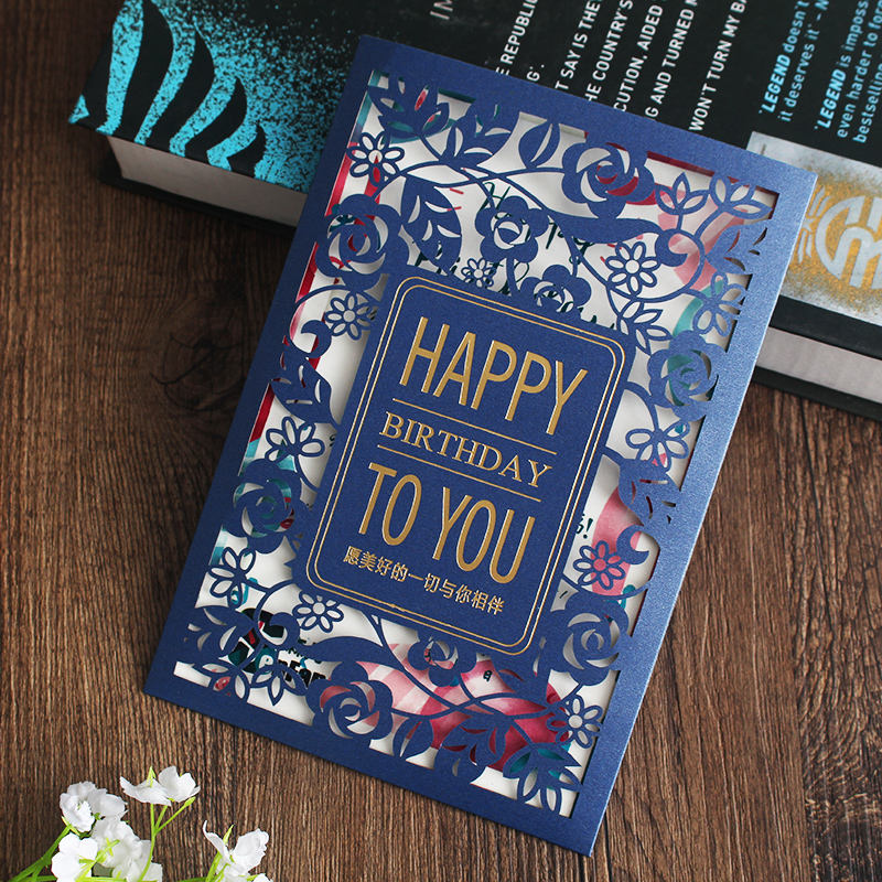 free sample assorted wholesale bulk happy birthday greeting cards for girl boy men woman