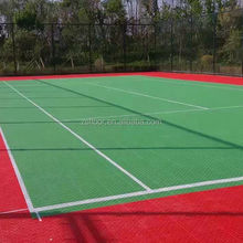 Tennis Court Tent Plastic Raised Floor Tennis Court Carpet