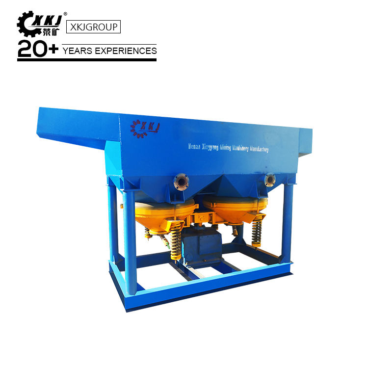 gold mining equipment, gold jigging machine for Gravity separation