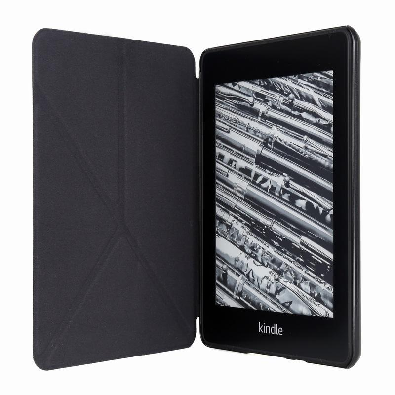 2018 Kindle Paper 4 fall 2018, neue Amazon kindle paper 4 E-reader origami stand abdeckung