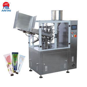 Strictly Meet GMP Requirement Ointment Paste Tube Filling Sealing Machine