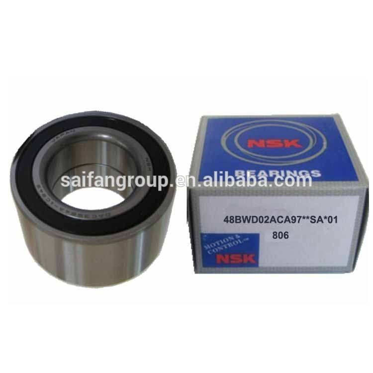 NSK 43KWD07A Hub Dragende F15160 NSK 90366-T0007 90366-T0008 Automotive Lager VKBA 6882 FW24 Voor Toyota