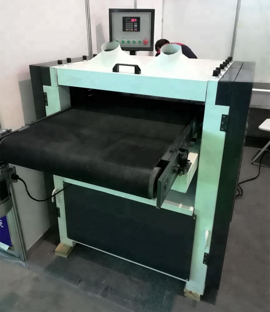 800mm Woodworking 2 sided surface thickness planer