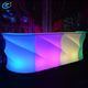 Attractive Design Commercial Used Light Up Led Bar Counter