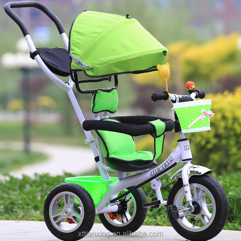 trikes for kids tricycle for children trikes with sun shade for baby ride on toy kid tricycle from china