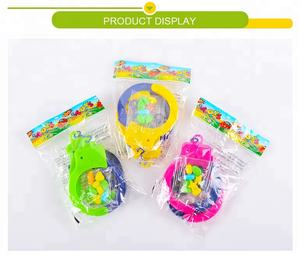 kid live at home role play game toy handcuffs with candy
