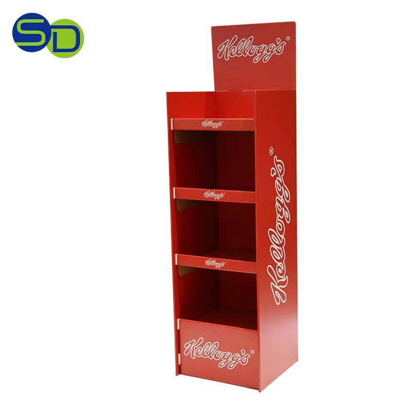 Creative Design Display Stand for Coca-Cola / Custom Pop Display Stand for Advertising and Promotion