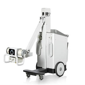 Professional Digital Mobile xray machine, X-ray tubeToshiba xray scanner for clinic use MSLDR09
