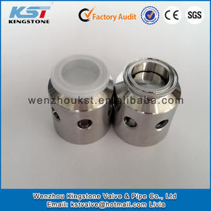 China factory sale clamped safety valves