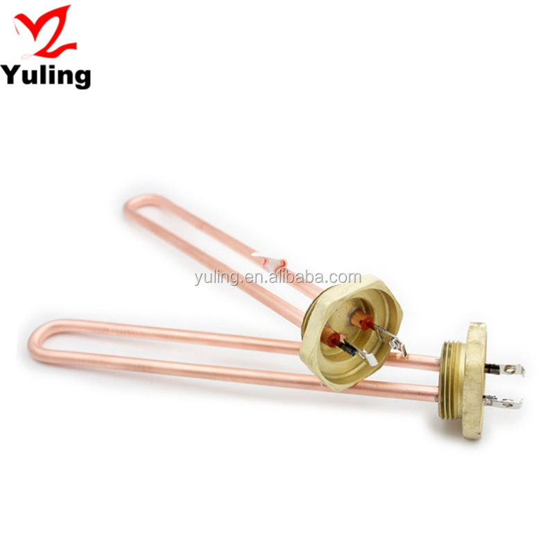 solar water heater copper 12v dc heating element