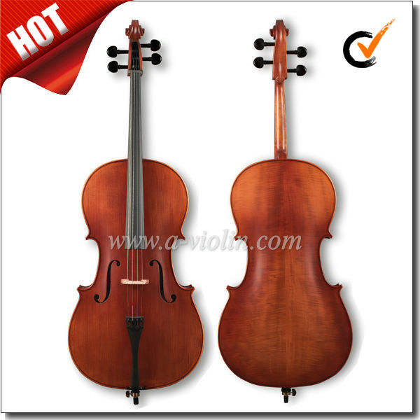 Comercio al por mayor Solid Straight Grain Spruce Top Cello con el bolso(CM130)