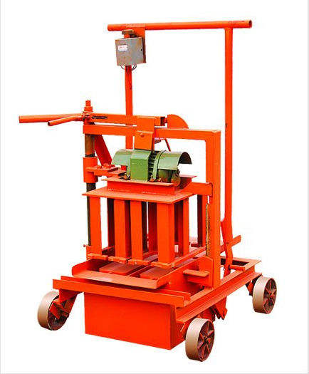 small QM2-45 Widely Used Concrete Block Making Machine Or Brick Making Machine For Sale In Usa Block Making Machine Price