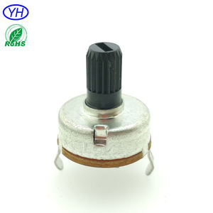 16mm Linear Taper Audio taper b50k a103 100 k Rotary Potentiometer
