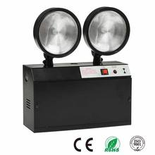 Rechargeable LED Emergency Twin Spot Light