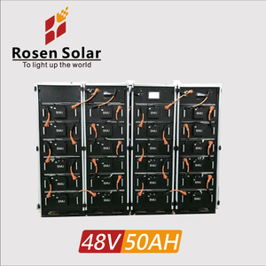 Rosen 48V 50Ah Lithium-Batterie Energie Lagerung Mit BMS Hohe Spannung