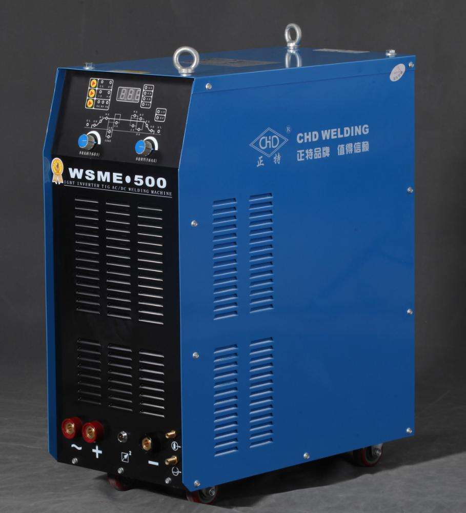 Hot sale 500A Aluminum welder WSME-500 IGBT AC/DC TIG Welding machine TIG welder