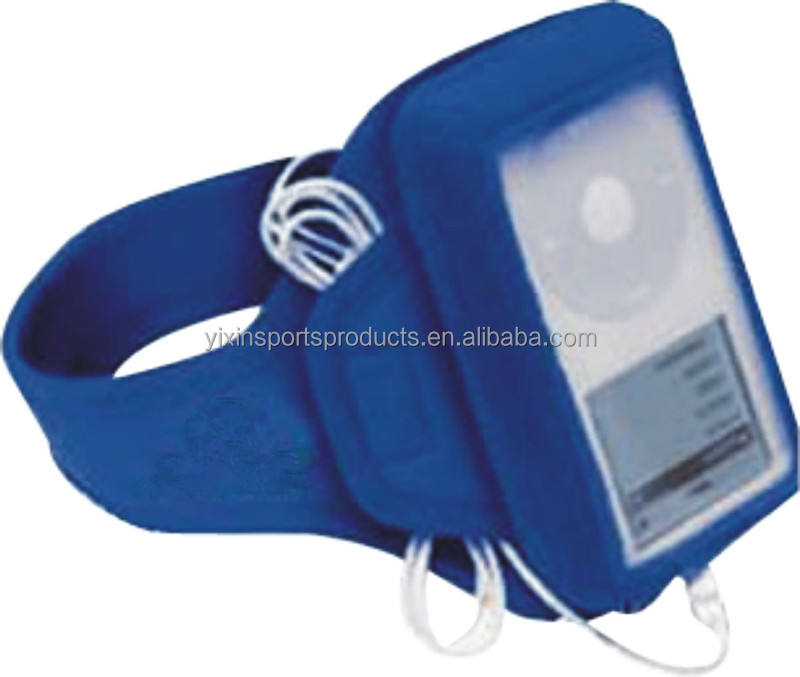 lightweight neoprene runnign armband MP3/MP4 case for IPOD