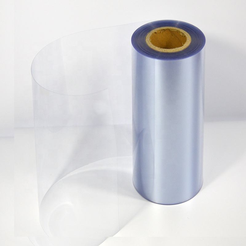 food grade plastic sheet PVC cling film for confectionery