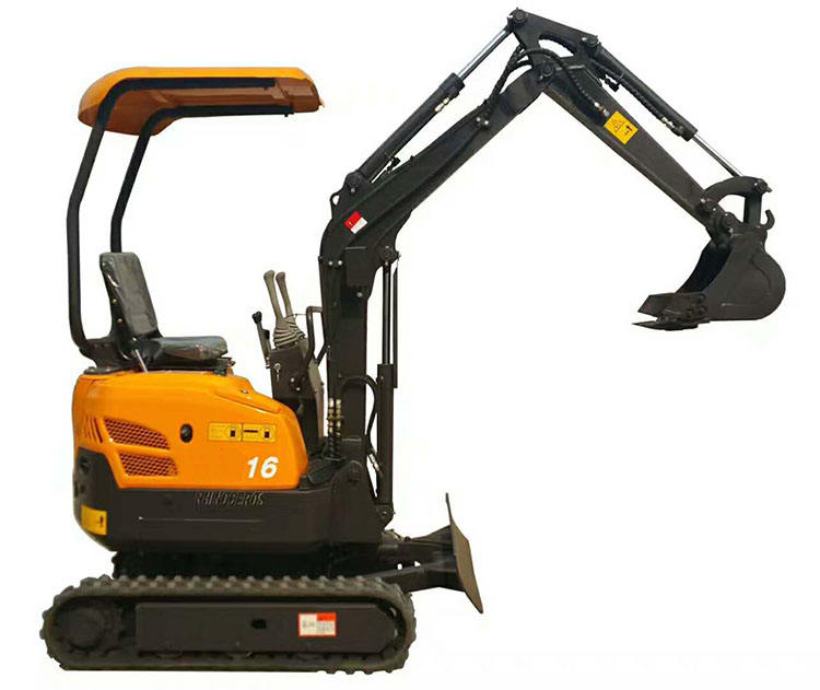 Quality 0.8 Ton Mini Excavator/ Digging Machine