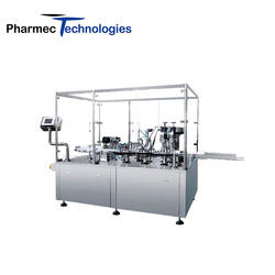 China manufacturer  Automatic Vial Filling and Sealing Machine for  Eye drops