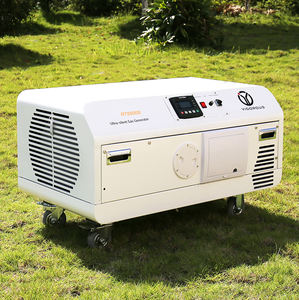 No Noise Single Phase Small Natural Gas Generator 5KW LPG Ultra-Silent Generator For Home Use