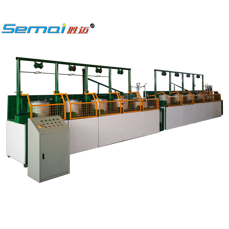 best used wire drawing machine price