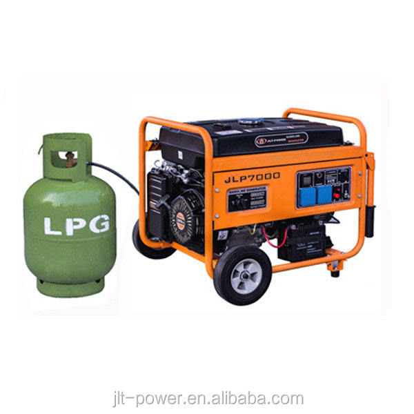 2KW-6KW Small Natural Gas Generator , Gas Turbine Generator,Gasoline Generator