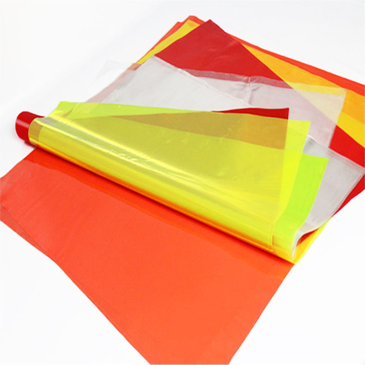 PVC Reflector Prismatic Retro Reflective Plastic Sheet for Clothing