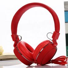 Over-Ear Headphones, Stereo Lightweight Adjustable Wired Headset with Mic, Noise Isolating Comfortable Leather Earphones, Hi-Fi