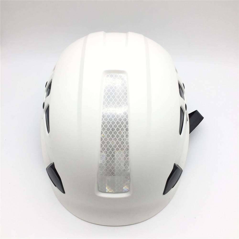ANT5 High Quality Reflective Industry Worker safety helmet with 6 point suspension