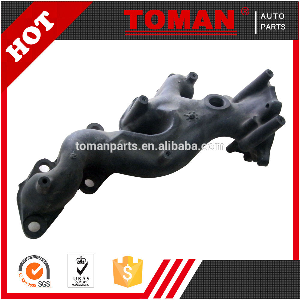 ANPART Exhaust Manifold Fit for 1999-2004 Nissan Frontier 2000-2004 Nissan Xterra Exhaust Kit with Hardware