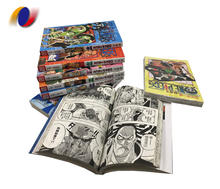 Bulk Softcover child comice book printing One Piece King series BONBON BLANCO[BON VOYAGE comic book