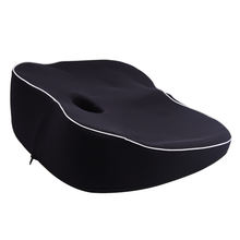 16 Years Factory Supply Comfort Seat Cushion Soft Memory Foam Back Lumbar Support Cushion For Better Rest Chair Seat Cushion Pad