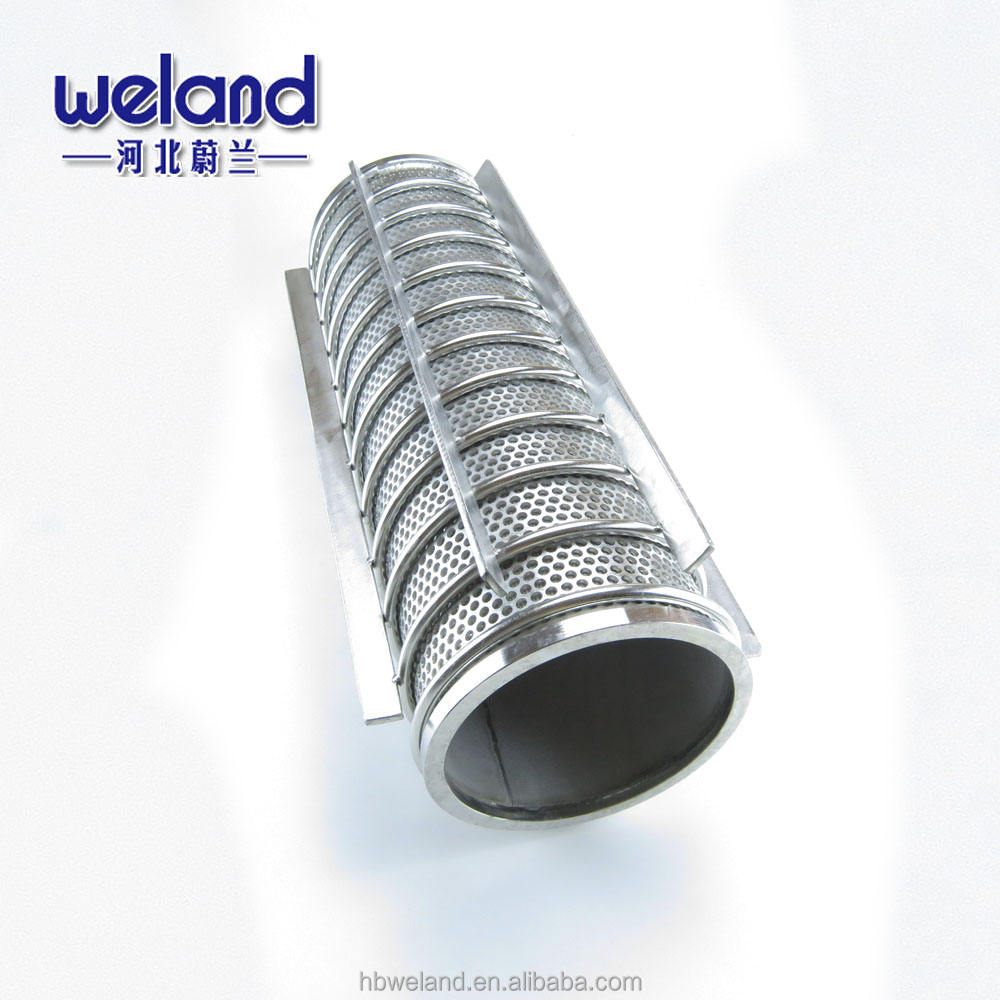 1,2,5,10,15,20,25,30,40,50,60,70,80,90,100 microns Stainless Steel 316 316L FeCrAl Sintered Wire Mesh Tube Pipe
