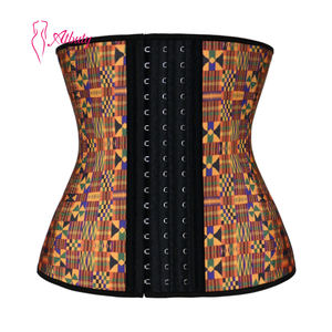 ATBUTY Wholesale Cheap Colombian Geometric Latex Womens Waist Slimming Girdles