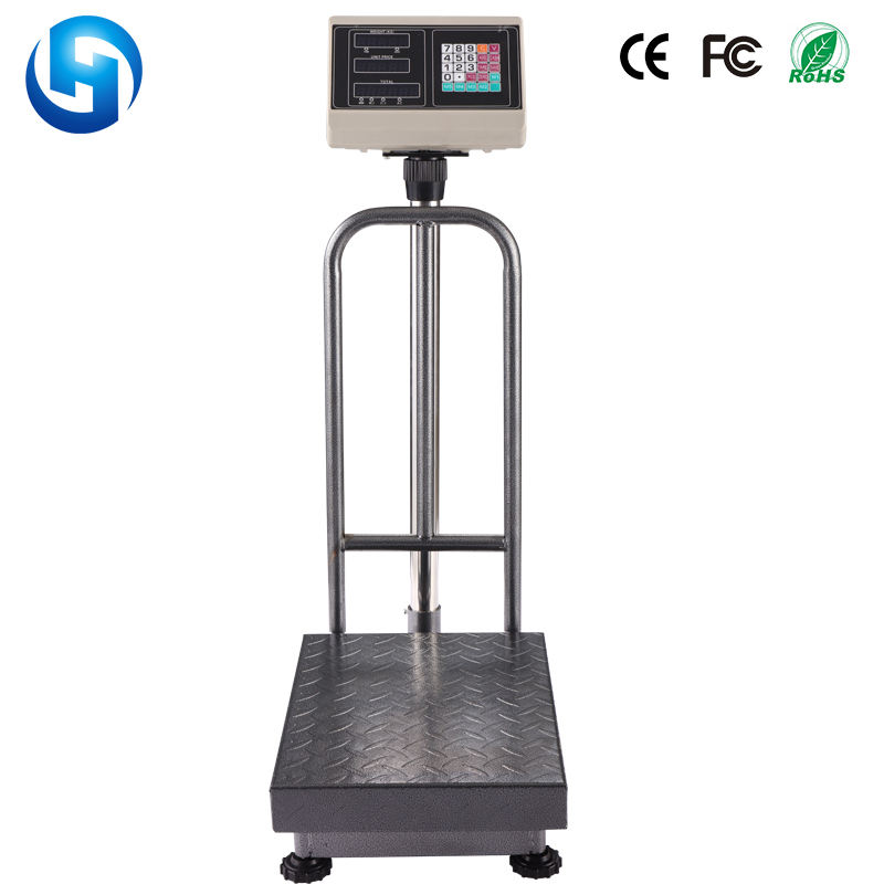 300KG Electronic Digital Industrial Platform Weighing Scale Bench Scale