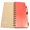 Promotional Plastic Notepad 0703056 MOQ 100PCS One Year Quality Warranty