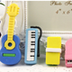 Different Color Stationary Music Rubber Eraser Students Beautiful Gift