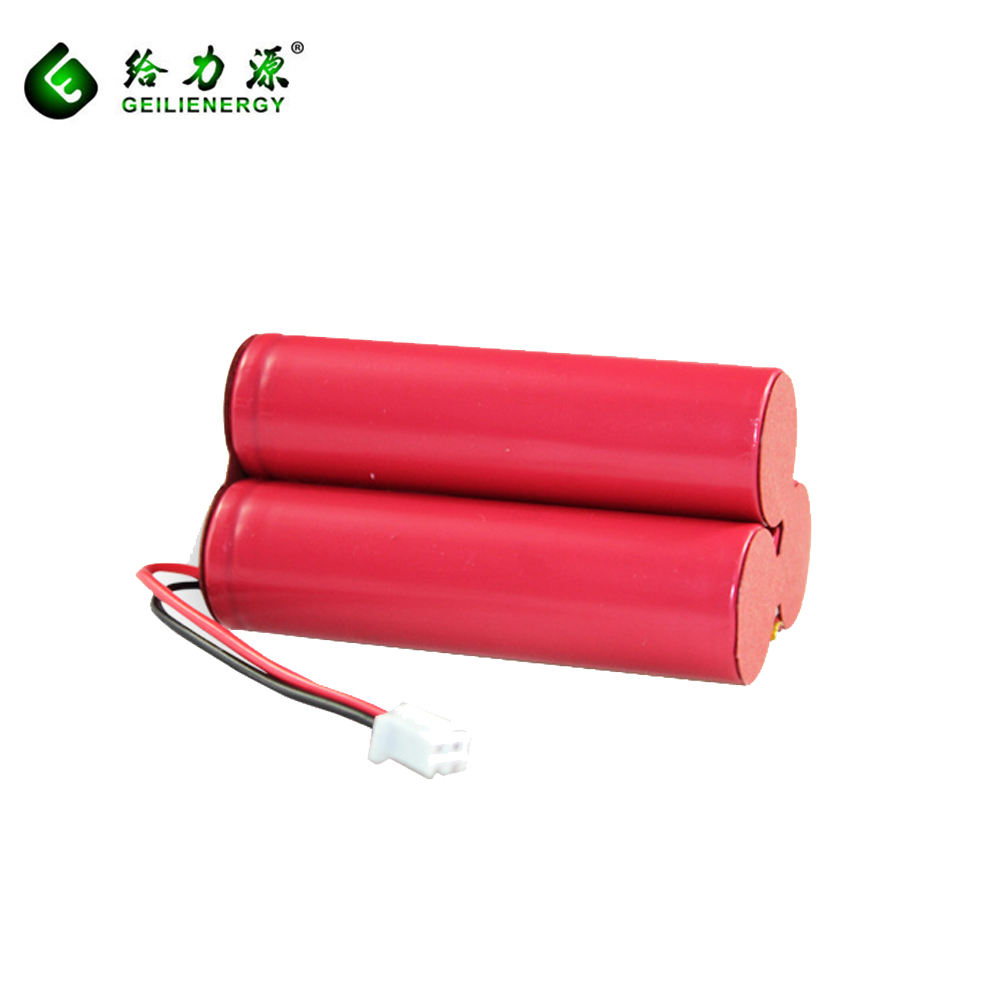 Cina all'ingrosso 2000 mah lion 11.1 v li-ion 18650 batteria li-ion battery pack