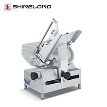New Design High Capacity Fully Automatic Meat Cutting Machine Electric Frozen Meat Slicer