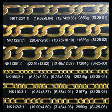 Dubai new gold chain design for men girls, fashion bracelet necklace jewelry chain brass snake cuban link chain bulk wholesale