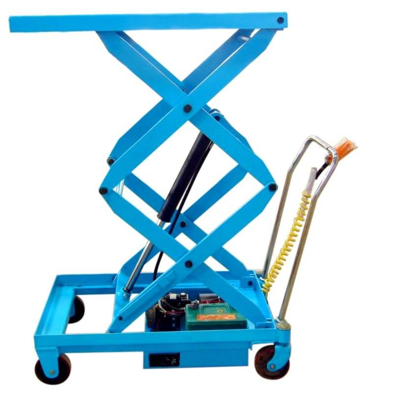 VR-30/DC 300kg work panel lift scissor lift Made In China