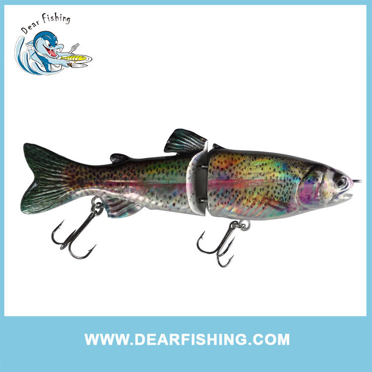 البلاستيك الصلب <span class=keywords><strong>الصيد</strong></span> السحر مصنع الاصطناعي متعدد صوتها trout صيد السمك