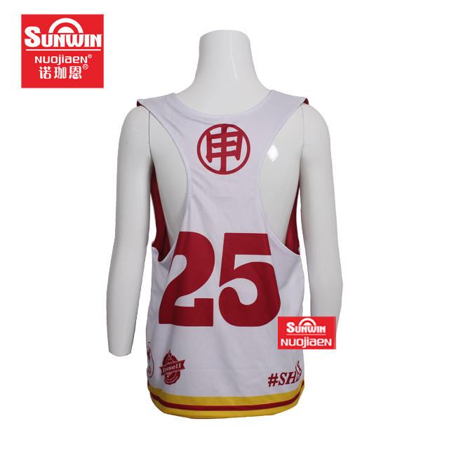 Quick dry esportes pinnies <span class=keywords><strong>lacrosse</strong></span> sublimada reversível