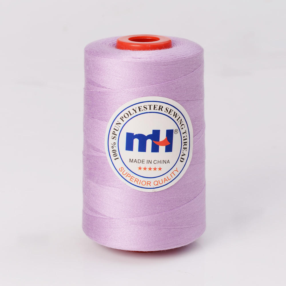 20/6 100% Cotton Polyester Core Spun Sewing Thread 5000m for Sewing Machines