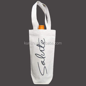 recycled cotton wine bag for promotion