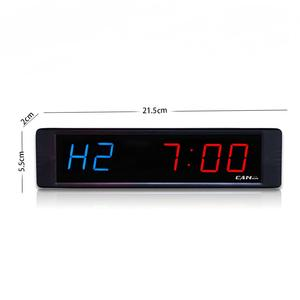Ganxin 1 Inch Interval Fitness Herhalen Digitale Timer