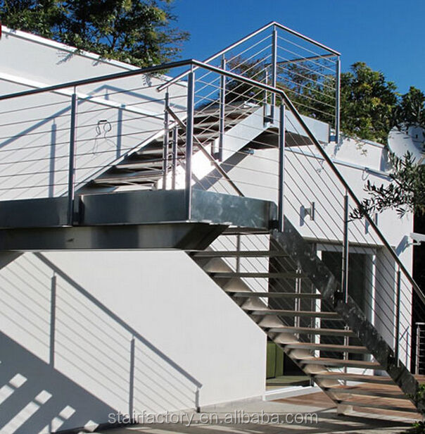 China Steel Stair China Steel Stair Manufacturers And Suppliers On Alibaba Com,Minimalist Korean Modern House Exterior Design